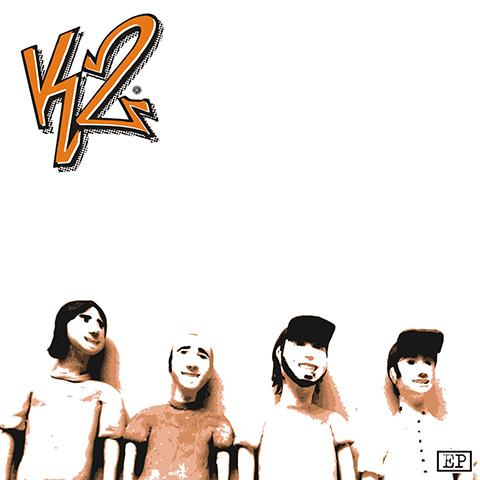 K2 - EP (capa)